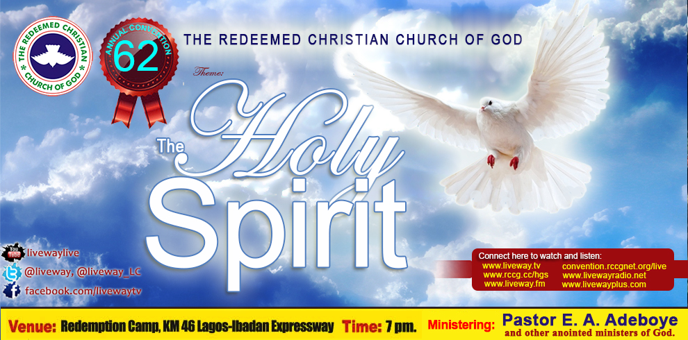 July Holy Ghost Service